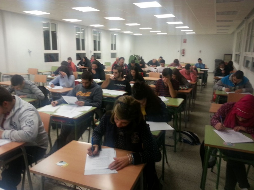 Pruebas libres para la obtención del Título de Bachillerato y Pruebas acceso a la Universidad