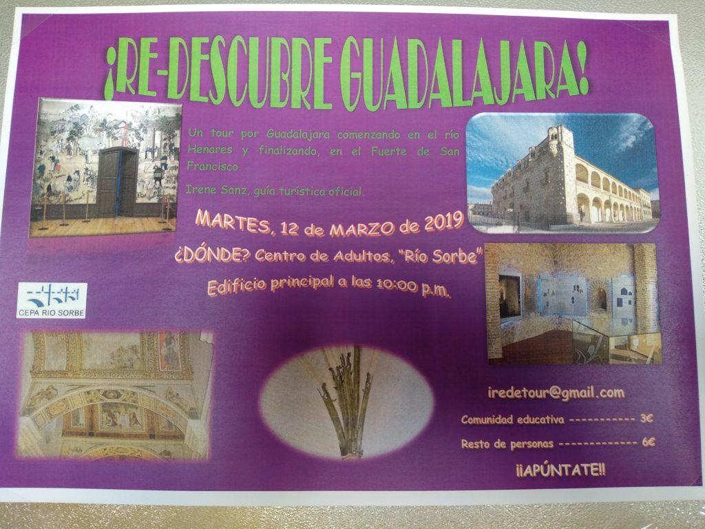 ¡Re-descubre Guadalajara!