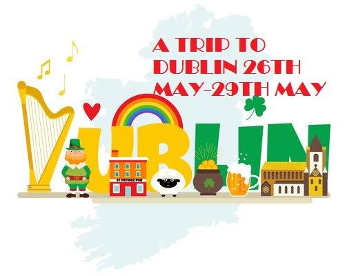 Viaje de estudios a Dublín